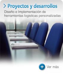 Desarrollo de Proyectos en Logistica y Distribucion